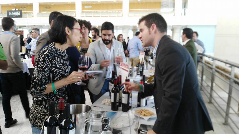 Exposición Vinos
