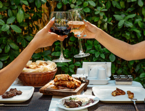 Four reasons why you should include wine in your meals