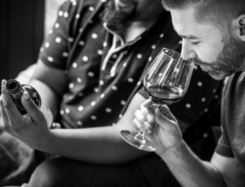 A wine tasting, a great plan for any moment
