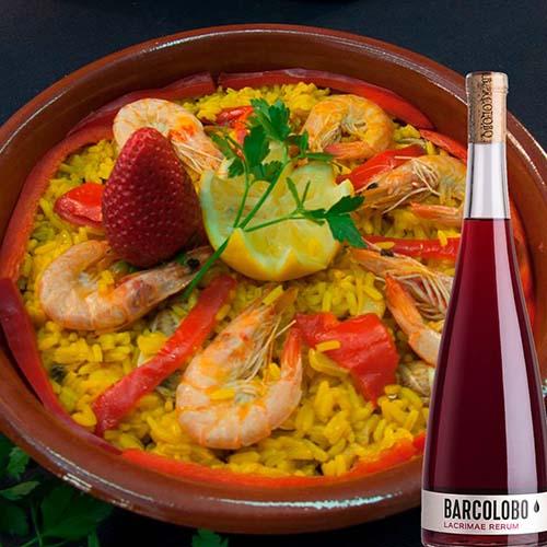 Maridaje Vinos Barcolobo